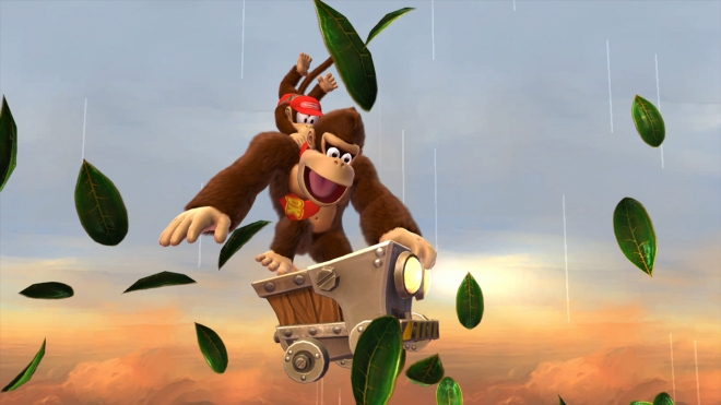 Nuevo Donkey Kong Country Returns: Tropical Freeze