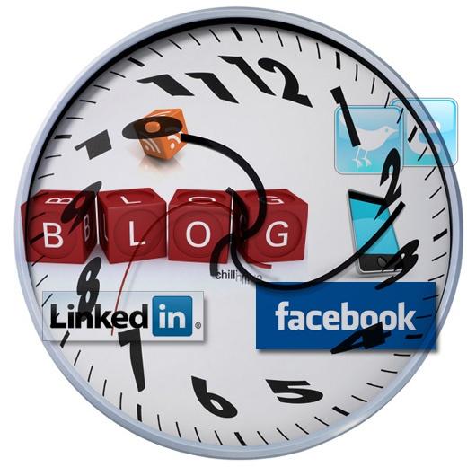 Cómo Mantener Tu Blog Actualizado sin tiempo