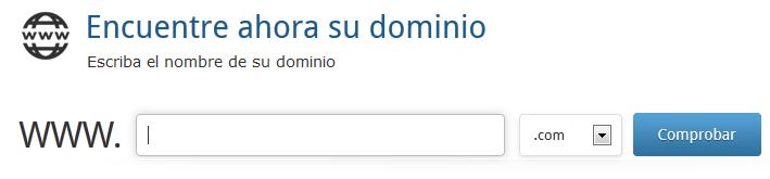 buscar dominio