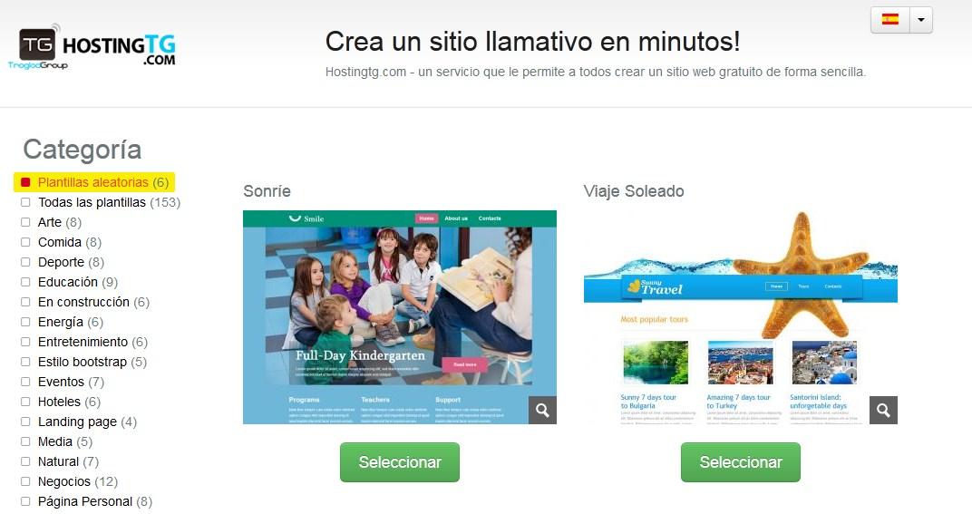Web Fácil, Crea Tu Página Web Profesional en 3 Pasos
