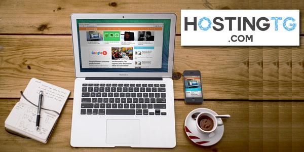 Cómo crear una página web en 3 pasos con HostingTG