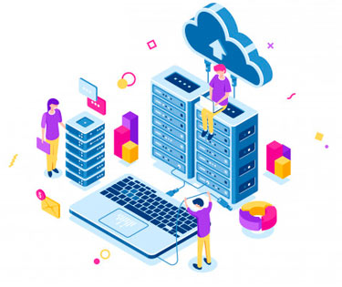 servidores virtuales administrados