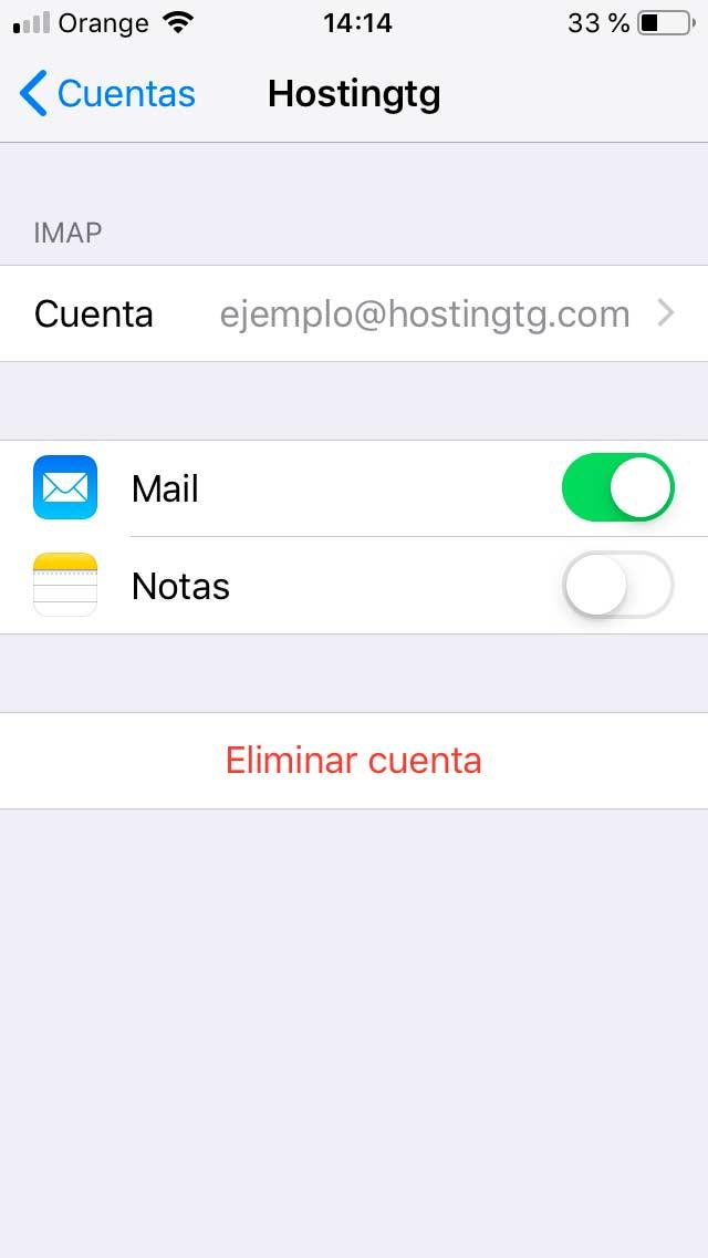 acceso cuenta correo movil